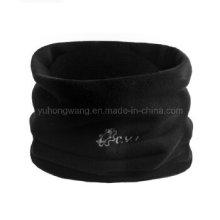 Спортивная головная повязка из теплого покрова зимнего пола с подогревом шеи