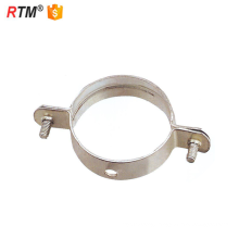 J17 3 15 1 galvanized pipe clamps M10 screw light pope pipe clamp