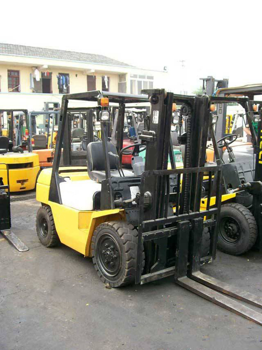 Forklift Truck Auctions