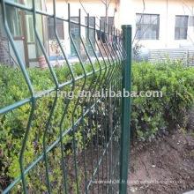 clôtures de treillis métallique (usine) produits