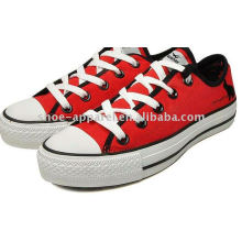 new fashion canvas skate shoes for lady