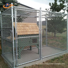 Highway Galvanized Chain Link Fence for Dog Cages