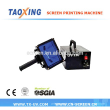 650 portable uv curing machine