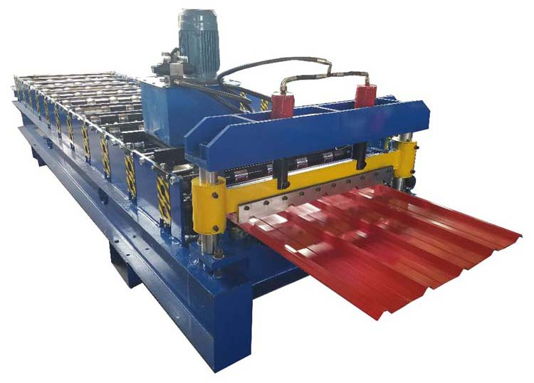 IBR Sheet forming Machine