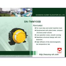 Máquina da tração do elevador para o quarto da máquina-Less (SN-TMMY05B)