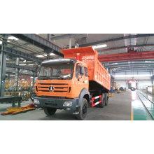 Camions à benne basculante à benne basculante Beiben 25t ~ 30t 10 Wheeler
