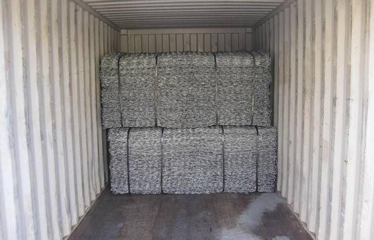 Heavy Hexagonal Wire Mesh Gabion