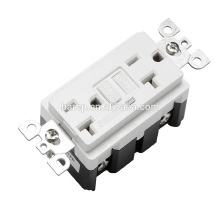 BAS-003 Household american wall sockets 20A 1LED gfci receptacles