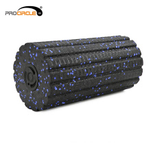 2018 New Product Electric Vibrating Logo Printing Foam Roller