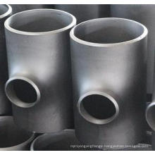 JIS Butt Welding Seamless Duplex/Stainless Steel Pipe Fittings Tee