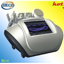 Ультразвуковая кавитация + RF + лазерная машина для снятия кожи