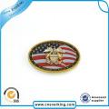 Werbeartikel Günstige Custom Fancy Sheriff Star Badge