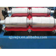 Farbe Stahl Dach Roll Form Maschinen mit CNC-System