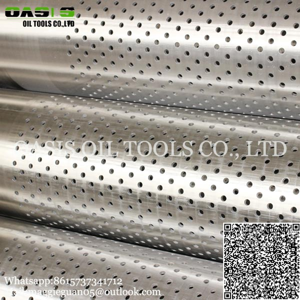 A Drilling Perforated Casing Pipe 1