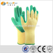 sunnyhope 10 Gauge palm coated work gloves