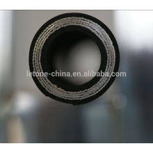 4 layer steel wire spiral hydraulic rubber hose