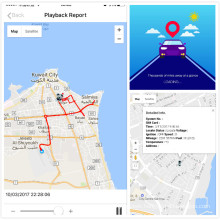 Friendly Vehicle Tracking and Fleet Management System