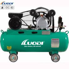 Compresseur d'air à courroie en V de type à deux pistons lubrifié à l'huile 2051 50L