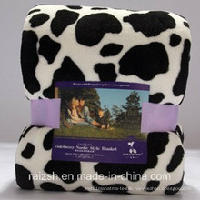 100% Polyester Quality Printed and Super Soft Mink Blanket
