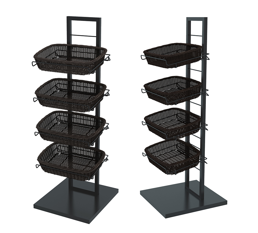 steel vegetable racks