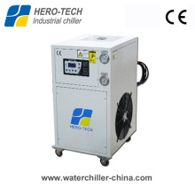 Industrial Air Cooled Oil Chiller for Machining Center 7.5kw