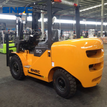 Counter Balance Forklift 5 Ton Mini Truck