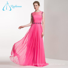 Sashes Pleat Beading Crystal Bridesmaid Dresses Long Evening