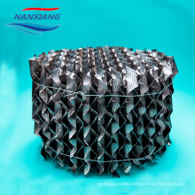 Factory Supplier stainless steel Metal Corrugated Structured packing