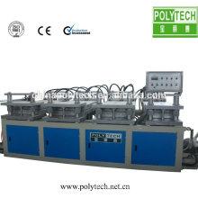 WPC de espuma que hace la máquina /WPC hoja de espuma haciendo /Machine de máquina utilizado para la fabricación de hoja decorativa