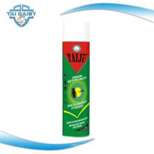 Spray de Insecticida em Aerossol de Álcool