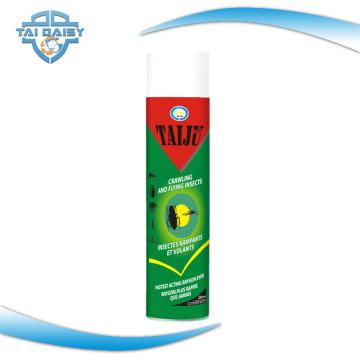 Aerosol Insecticida Spray de alcohol basado en