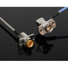 Bma Straight Jack Bulkhead für. 086 Kabel HF-Kabelmontage
