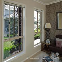 Fenêtre de panneau fixe en aluminium de haute qualité de Feelingtop (FT-W126)