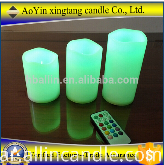 battery operated religious candles