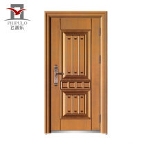 High quality steel bedroom doors from china