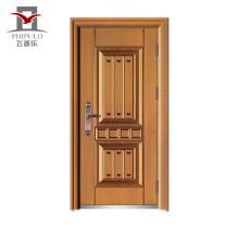 Portas de quarto de aço de alta qualidade da china