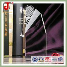 Billige benutzerdefinierte Crystal Trophy in Dubai (JD-CT-400)