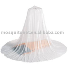 Pre-treated mosquito net