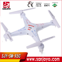 2016 Syma Explorers 4 Channel 2.4G flying fairy Toys rc quadcopter With HD camera