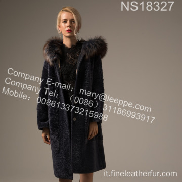 Winter Long Women Australia Merino Shearling