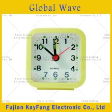 Gw-3W Traditional Square Quartz Alarm Clock