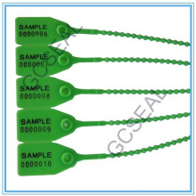 Печать пластиковых безопасности с штрих-кодом и серийный номер GC-P001