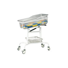 Hospital Tilting Bassinet Trolley (THR-RB471)