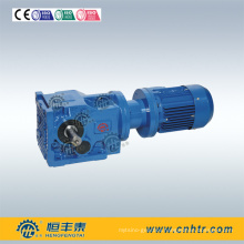 HK127 Helical-Bevel Gear Motor for Conveyor Belt
