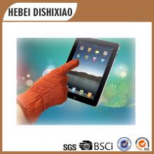 Fabrik Versorgung Woemn Touch Screen Leder Handschuhe