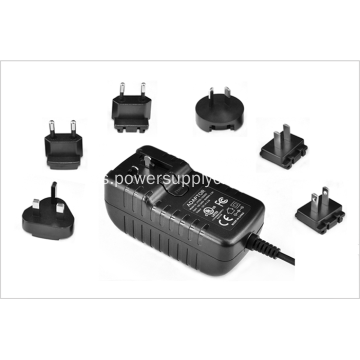 Adaptador de corriente 5v 4a enchufe EU / US / UK / AU