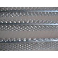 Heiße eingetauchte galvanisierte Winkel-Perle für Bau