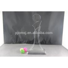 Top Grade Elegant Crystal Trophy award for sale