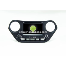 Quad core!car dvd with mirror link/DVR/TPMS/OBD2 for 7inch touch screen quad core 4.4 Android system I10