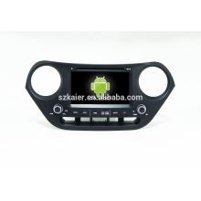 Quad core! Dvd do carro com link espelho / DVR / TPMS / OBD2 para 7 polegadas touch screen quad core 4.4 sistema Android I10